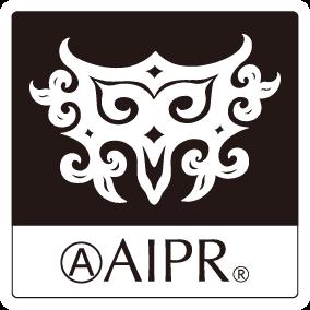 AIPR認証マーク